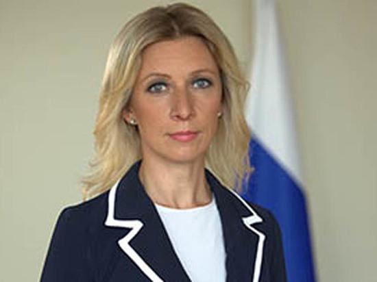 Захарова обвинила в пиаре журналистов, подавших в суд на МИД