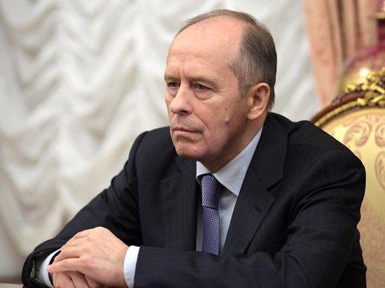 Директор ФСБ РФ сослался на оперативную информацию