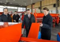 Под Воронежем строится завод по производству сельхозмашин