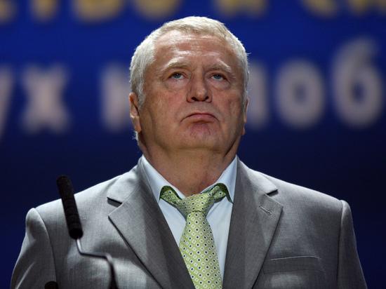 Полгода назад лидер ЛДПР поднимал тост за его победу