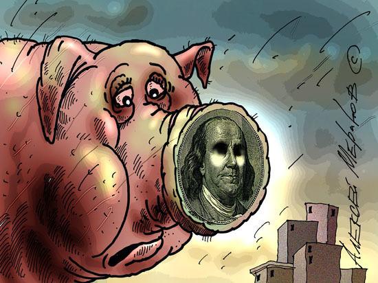 В России начался ажиотажный спрос на валюту: скупают евро