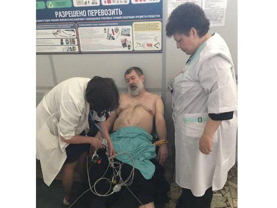 Задержанный оппозиционер Мальцев пережил сердечный приступ