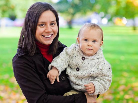 Молодым мамам позволят получить высшее образование по ускоренной схеме