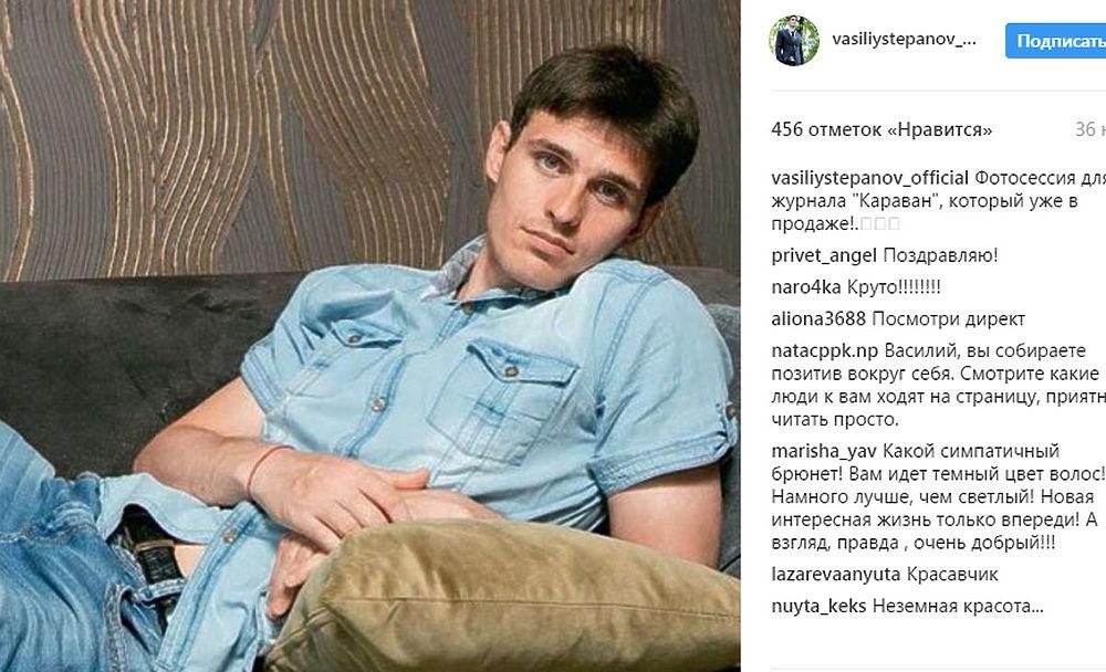 Василий Степанов в жизни и в кино: как менялся актер
