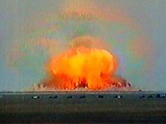 Русский «папа всех бомб» взрывается вчетверо сильнее американской «мамы»