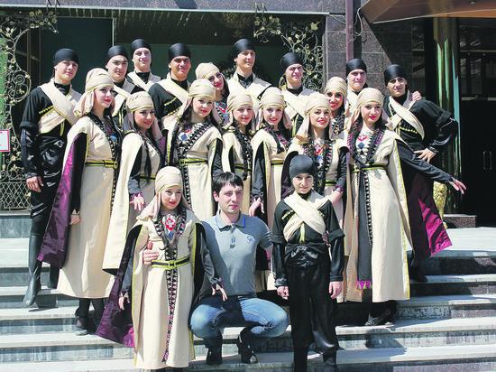 Праздник российско-грузинской дружбы собрал много гостей
