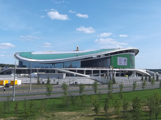На матч «Рубин» — «Краснодар» пришло чуть больше 3 тысяч болельщиков