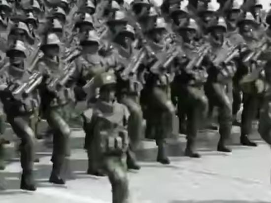 КНДР припугнула Запад своими «зелеными человечками» в солнцезащитных очках
