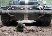 Учения военных психологов прошли в нижегородском Мулино