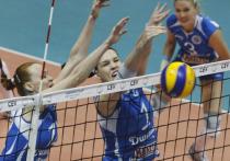 Волейболистки «Динамо» открывают второй фронт