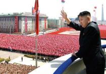 В КНДР показали видеофильм с имитацией нанесения ракетного удара по США