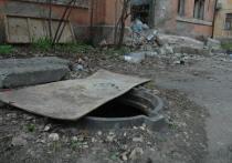 Жители расселяемых кварталов Воронежа рискуют ежедневно
