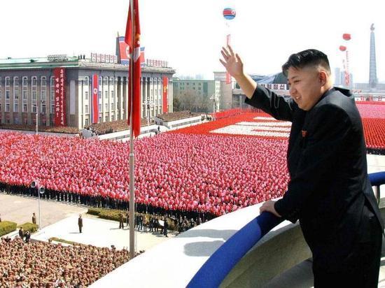 В КНДР показали видео с имитацией ракетного удара по США