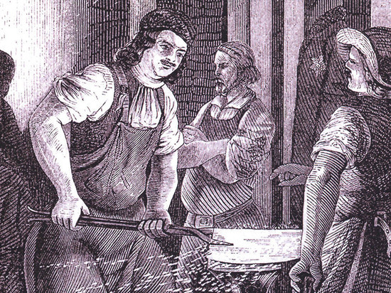 Тихон Баландин –  наш земляк, предки которого видели основателя города, первый литератор икраевед Олонии. Ноимя его знает только узкий круг специалистов
