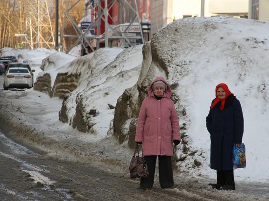 После провальной работы коммунальщиков Уфа закупит снегоуборочную технику
