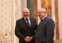 Валерий Шанцев встретился с президентом Республики Беларусь