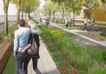 Облик Крутицкой набережной в Москве изменится в ближайшем будущем