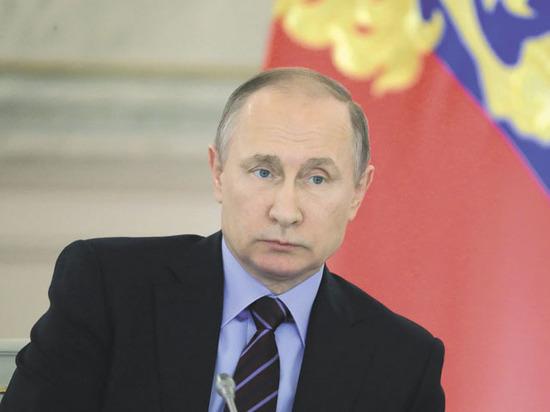 На заседании комитета «Победа» президента России застали врасплох