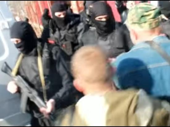 СКР возбудил дело о насилии к представителям власти