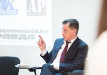 На минувшей неделе в гостях у редакции газеты «МК в Астрахани» побывал губернатор Александр Жилкин