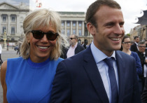 Психолог объяснила женитьбу Макрона на француженке 24 годами старше