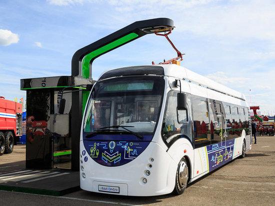 Белорусские электробусы могут появиться на улицах Нижнего Новгорода