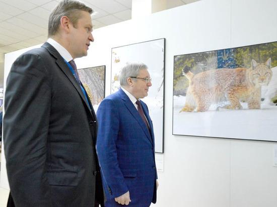 Крупнейшая угольная компания СУЭК представила редкие фотографии российской природы