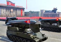 КНДР провела крупнейшие артиллерийские учения в районе порта Вонсан в честь 85-й годовщины со дня основания армии страны