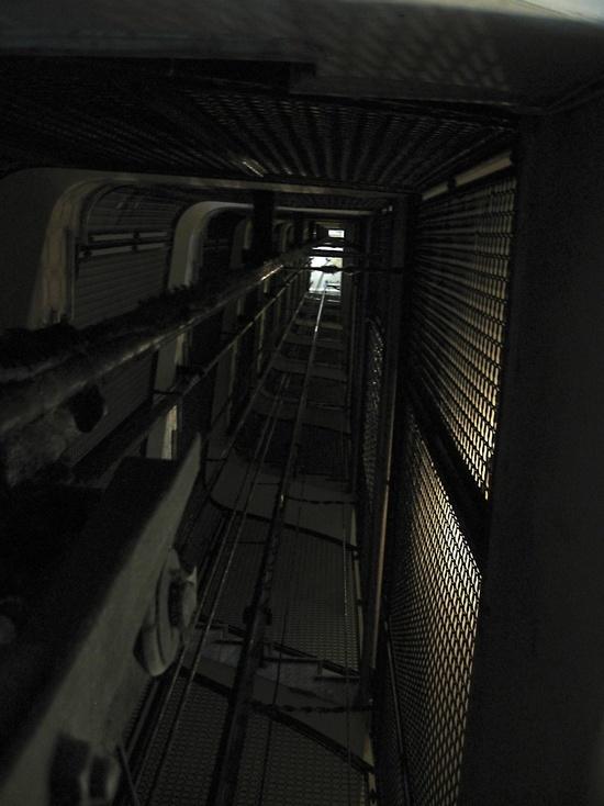 Переполох  с падением лифта в Ульяновске: СКР начал проверку