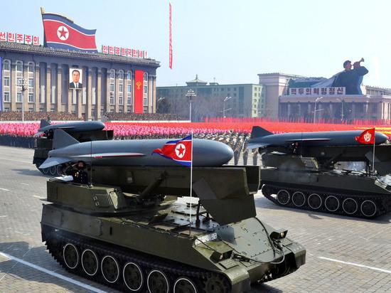 Пхеньян отметил 85-ю годовщину со дня основания армии страны