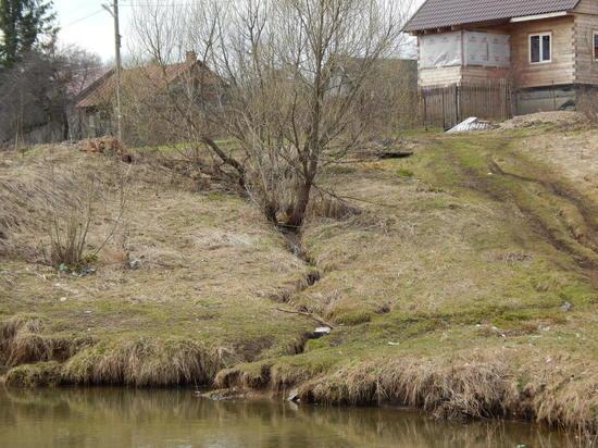 Власти ничего не делают для деревни Каргашино