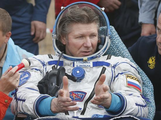 Геннадий Падалка опубликовал эмоциональное открытое письмо главе Центра подготовки космонавтов