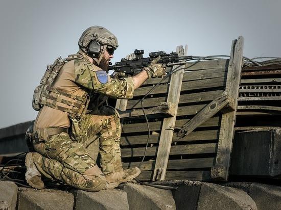Что делает американская горная пехота на учениях под Одессой