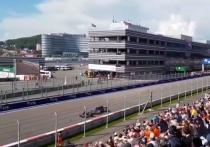 У Гран-при России в «Формуле-1» новый чемпион