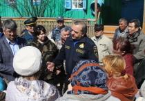 Сибирь в огне: в регионе продолжает действовать режим чрезвычайной ситуации