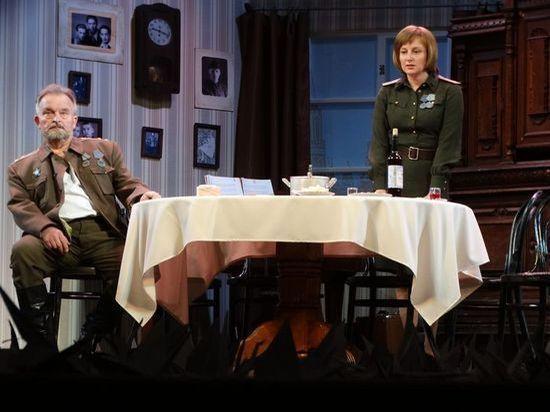 В Тверском театре драмы премьера – спектакль «Вечно живые»