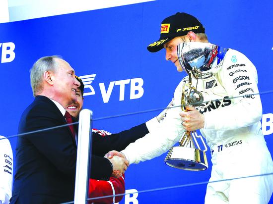 В Сочи в четвертый раз прошла гонка «Формула-1»