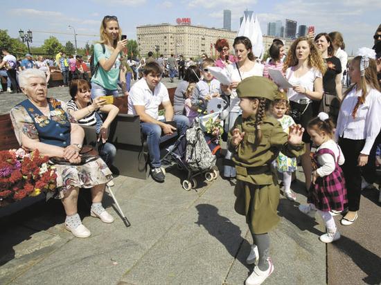 День Победы в Москве: программа праздника 9 мая