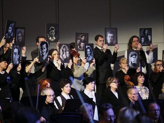В Московской консерватории дают оперу-ораторию Давида Кривицкого