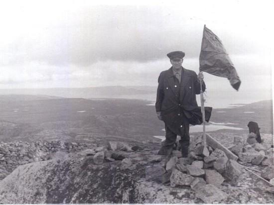 Участник ВОВ Иван Ромашов отметил в этом году 99-летие