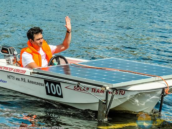 Смотр судов на солнечных батареях пройдет в Нижнем Новгороде