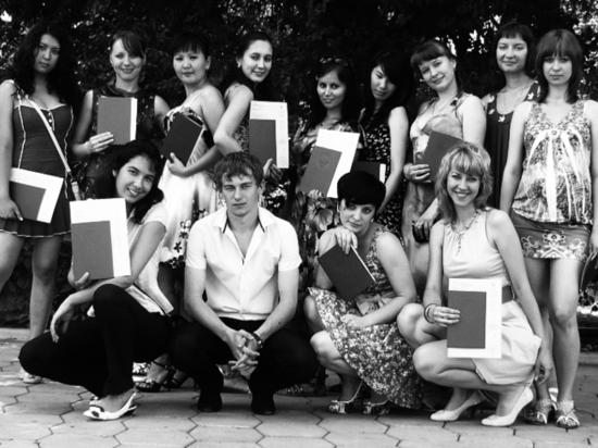 Астраханские студенты в поисках работы
