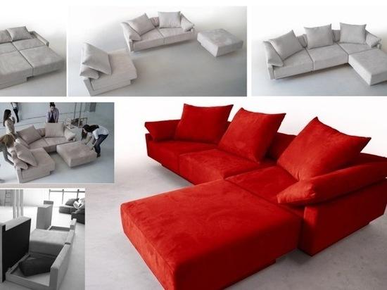 Мебель Bradex помогает в решении квартирного вопроса