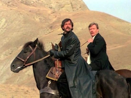 Как крымская милиция искала коня Чёрного Джека