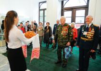 Отметить День Победы на Ставрополье прибыли ветераны с Донбасса