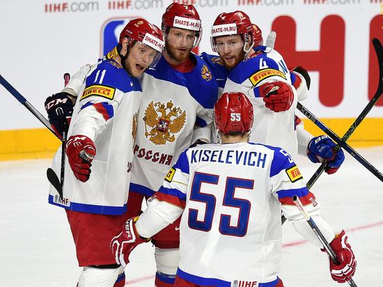 Сборная России победила Германию на ЧМ-2017 по хоккею: онлайн-трансляция
