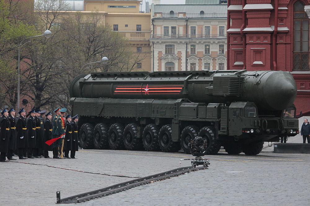 Парад Победы: погода оставила москвичей без воздушного представления