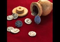 Уникальный клад времен Ивана Грозного нашли археологи в центре столицы