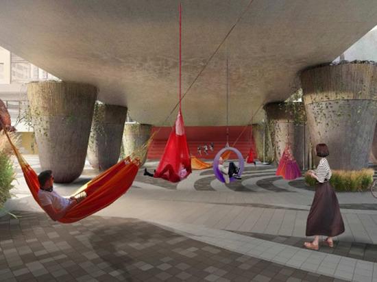 Необычный проект планируется реализовать на территории бывшего завода «Серп и молот»