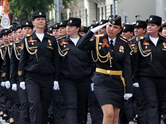 Юлия Самойлова вместе с севастопольцами отметила День Победы